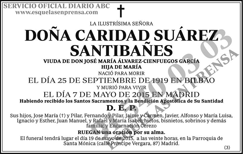 Caridad Suárez Santibañes